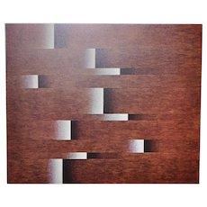 Herbert Bayer (1900-1985) Offset Lithograph c.1965