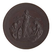 American Independence 100 Years Commemorative Medal c.1876