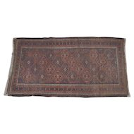 Early 20th Century Hand Made Rug