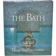 The Bath by Diane Von Furstenberg Signed Copy