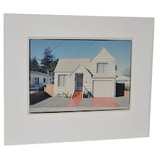Henry Wessel, Jr. (American, b. 1942) Real Estate Photo no. 908614 c.1970s