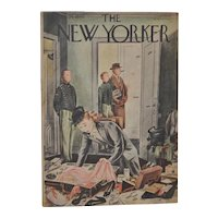 The New Yorker Overseas Edition for Armed Forces c.1945