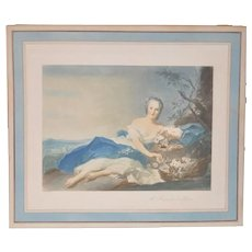 Henriette de France - Late 19th to Early 20th Century Print