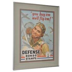 Wilkinsons World War II Propaganda Poster c.1942