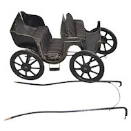 Antique Toy Carriage