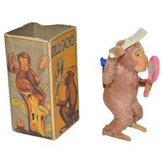 Jolly Jacko Wind-Up Toy c.1940s