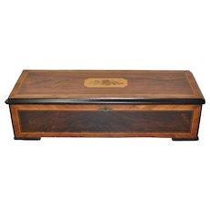 Victorian Era Music Box c.1890s