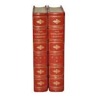 The Ingoldsby Legends by Richard Barham c.1887