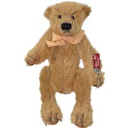 "Russ Mohair Teddy Bear ""Bentley"" Vintage Edition"