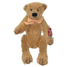 "Russ Mohair Teddy Bear ""Bentley"" Vintage Edition"