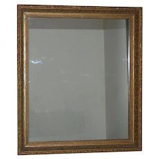 Early 20th Century Gilt Frame with Mirror c.1910