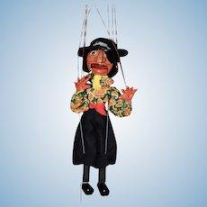 Pelham Pirate Marionette Puppet c.1950s