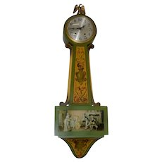 Vintage 1930s Wall Clock