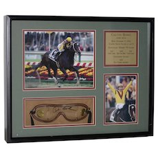 Calvin Borel Three Time Kentucky Derby Winner Signed Racing Memorabilia