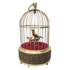 German Singing Bird Automaton c.1930s
