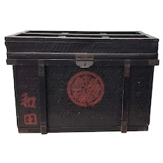 Antique Chinese Trunk c.1900