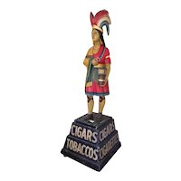 Indian Princess Cigar Store Figure by Samuel Anderson Robb c.1890