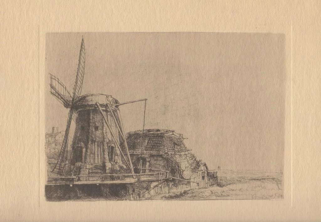 rembrandts the mill essay The mill, c 1650 rembrandt excelled in etchings and prints like other dutch  artists such as durer in contrast with durer he left scenes to the imagination  rather.