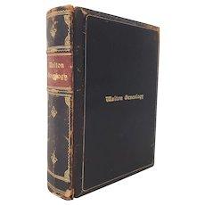 "Walton Family Genealogy ""Ancestors of Adelaide Bereman Walton"", Los Angeles c.1908"