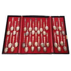 Commemorative United States Presidents Spoons