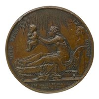 The Birth of Henry V Commemorative Bronze by Gayrard c.1820