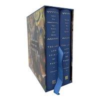 The Art & Spirit of Paris Books in Two Volumes c.2003