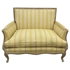 Early 20th C. French Style Settee