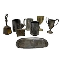 Eight Various 19th Century to 20th Century Awards