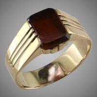 Victorian Carnelian Ring