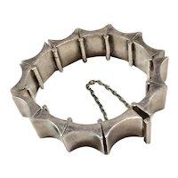 Antonio Pineda Link Bracelet Sterling Silver