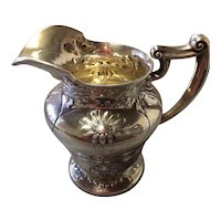 Sterling Gorham Authenic Water Pitcher