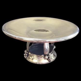 Carl Poul Petersen Sterling Centerpiece Bowl