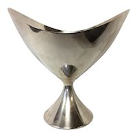 Sterling Silver Circa '70 Contour Bowl made by Gorham Mfg Co