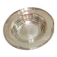 "Sterling Silver International Silver Company ""Ebb Tide"" Candy Bowl/Dish"