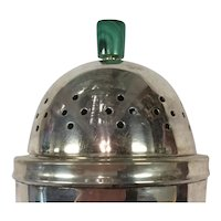 Finish 830 Silver Sugar Shaker/Caster (Sterling would be 925)