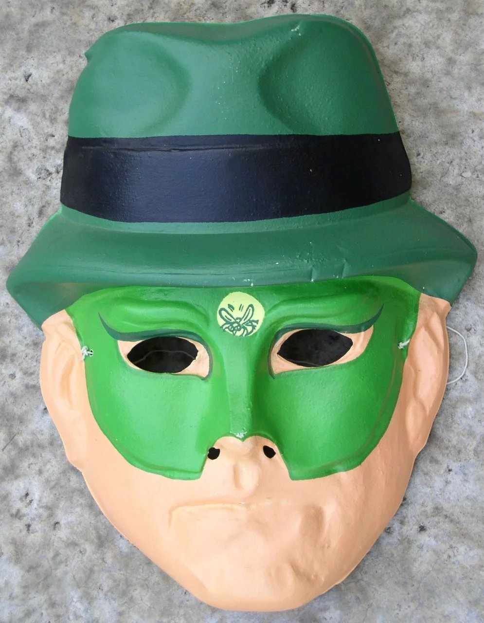 Green Hornet 1966 Ben Cooper Halloween Costume Sold Ruby