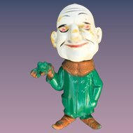 Uncle Fester from the Addams FamilyTV Show 1964 Remco Doll