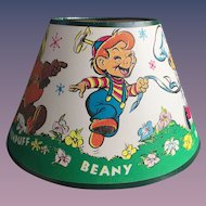 Beany & Cecil 1962 full color Lampshade (Un-used!)