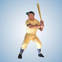 Mickey Mantle NY Yankees 1950's Hartland Figure with original bat