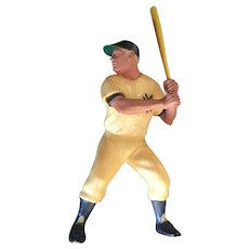 Mickey Mantle NY Yankees 1950's Hartland Figure with original bat
