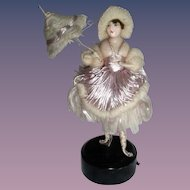 Wonderful Antique Wax Fashion Mannequin Doll