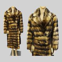 GORGEOUS Vintage Fitch Fur Coat Donald Brooks Boutique Furs