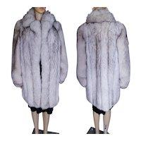 Fox Fur Coat | Topaz Furs | Gorgeous Plush Fox Fur |