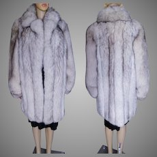 Fox Fur Coat | Topaz Furs | Gorgeous Plush Fox Fur |