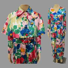 """Vintage 1960's Dress 