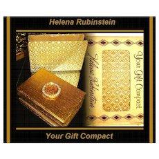 Vintage Helen Rubinstein Gift Compact