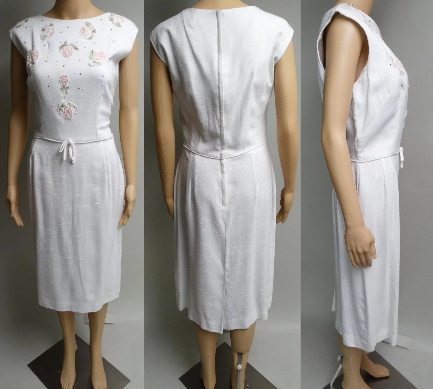 Vintage 1950s dress 50s timeless traveling vintage for 41 river terrace ny ny