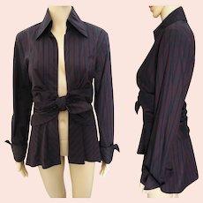 Vintage Jacket   Colorful Jacket   NOS Jacket   Femme Fatale   Tailored   Fun  