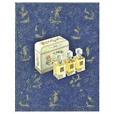 RARE Matted Mid-Century Bienaime French Perfume Print