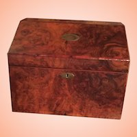 Stationary Box/Writing Box From The 1800's